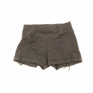 Lululemon black bootie shorts